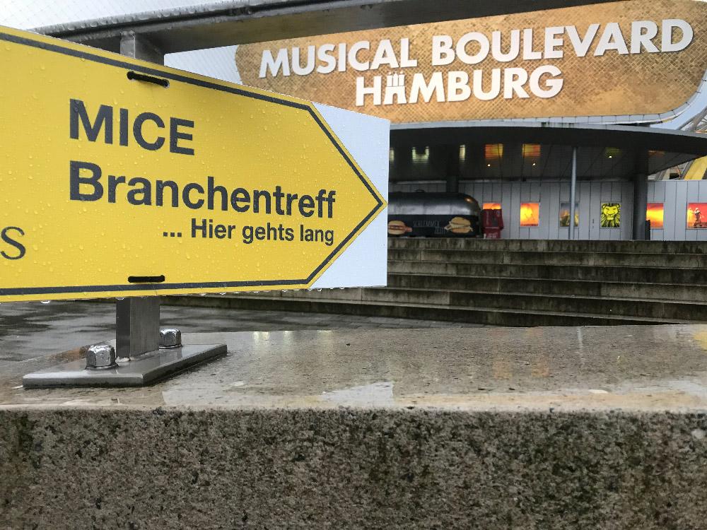 MICE Branchentreff
