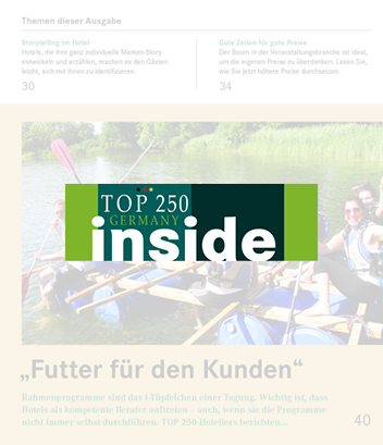 Magazin Top 250 INSIDE